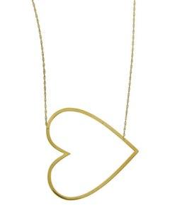JZ heart pendant